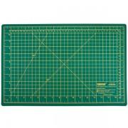Подкладка матик для раскроя 45x30 (зелёный)