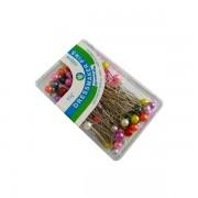 Булавки портновские с пластиковым шариком DRESSMAKERS