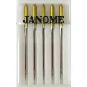Набор игл Janome №90 (Стрейч)