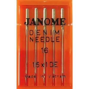 Набор игл Janome Denim №100 (Джинс)