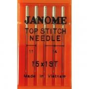 Набор игл Janome Top Stitch Needle №75, №90 (Универсальные)