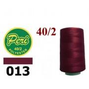 Швейные нитки Peri 4000 ярдов № 013