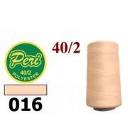 Швейные нитки Peri 4000 ярдов № 016