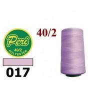 Швейные нитки Peri 4000 ярдов № 017