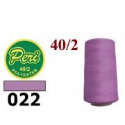 Швейные нитки Peri 4000 ярдов № 022