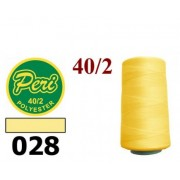 Швейные нитки Peri 4000 ярдов № 028