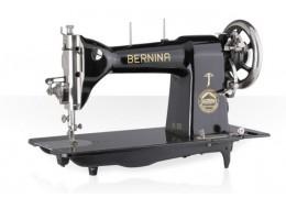 Из истории BERNINA - Швейцарское качество и передовые технологии