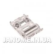 200-142-001 JANOME 200142001 Лапка с роликами для тяжелых и синтетических материалов