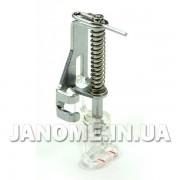 200-349-000 JANOME 200349000 Лапка для стёжки, штопки и квилтинга.
