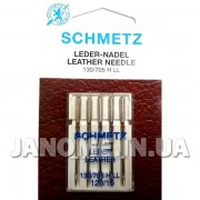 Набор игл Schmetz Leather №120