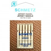 Набор игл Schmetz Jersey №70