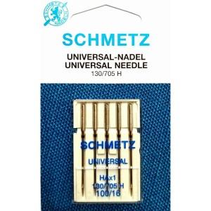 Набор игл Schmetz Universal №100