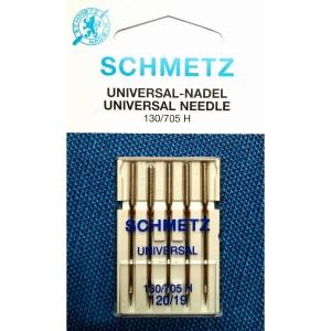 Набор игл Schmetz Universal №120