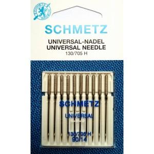 Набор игл Schmetz Universal X №90