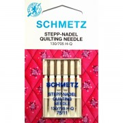 Набор игл Schmetz Quilting №75