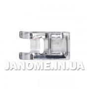 822-804-129 JANOME 822804129 Лапка для декоративных (атласных) стежков (F)