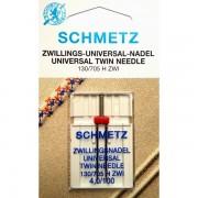Игла двойная Schmetz Universal №100/4,0