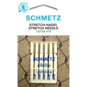 Набор игл Schmetz Stretch №75-90