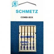 Набор игл Schmetz Combi VVS